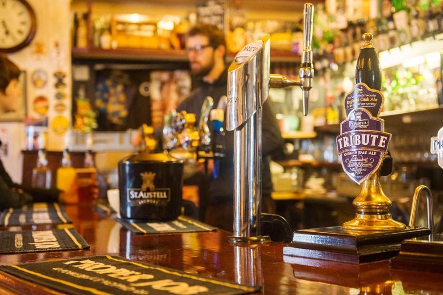 The New Inn Pub draft ales