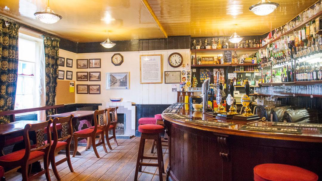 The New Inn Tywardreath